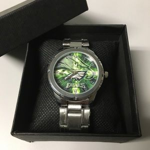 Accessories - 🆕 Philadelphia Eagles Watch With Box